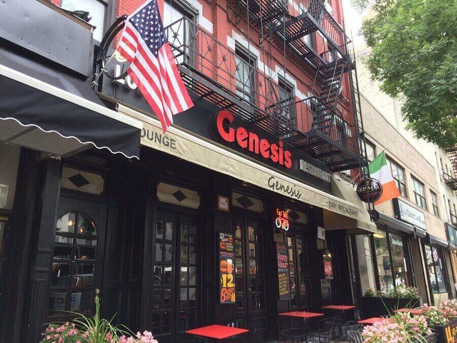 Genesis Bar and Restaurant